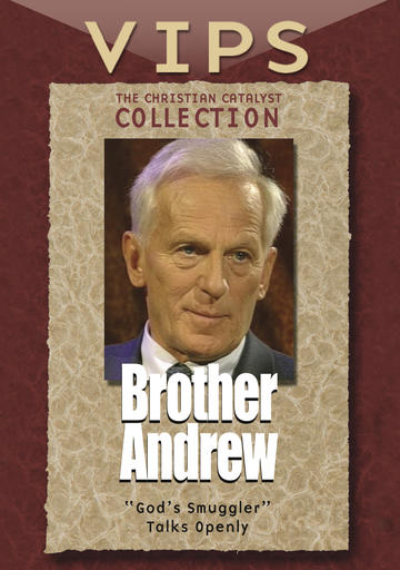 The Christian Catalysts Collection - VIPS - Brother Andrew