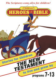 Children's Heroes Of The Bible - New Testament