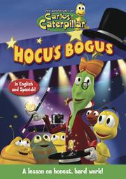 Carlos Caterpillar #12 - Hocus Bogus