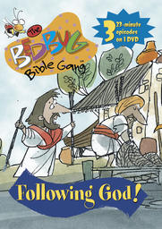 Bedbug Bible Gang - Following God