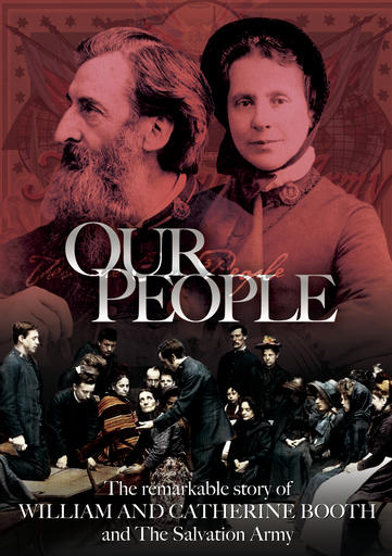 Our People - Story Of William & Catherine Booth