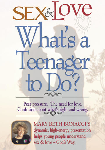 Sex And Love - What's A Teenager To Do?