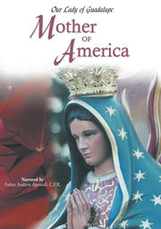 Our Lady Of Guadalupe - Mother Of America
