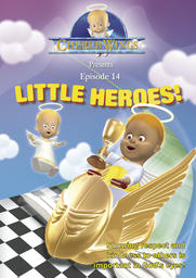 Cherub Wings #14 - Little Heroes