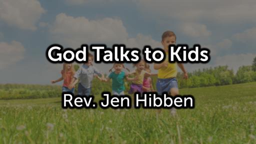 God Talks to Kids