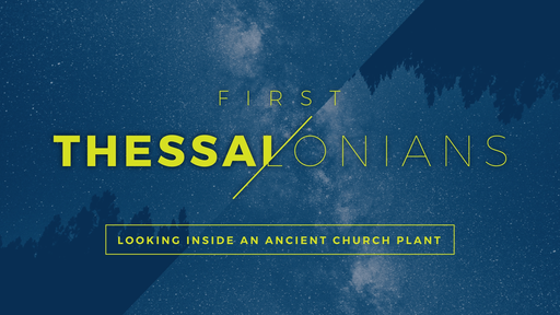 10/20/2019 Morning Service; First Thessalonians Part 6: Loving Quietly