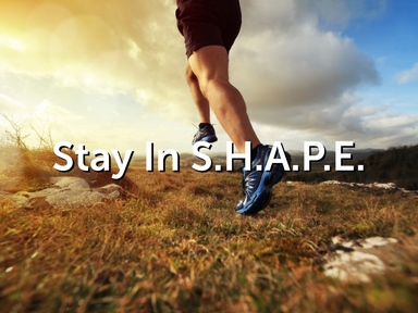 """2019-10-20 Stay in S.H.A.P.E.: """"Walking in the Spirit"""" - Part 2 - James Miller, Jr"""
