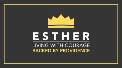 Surprising Sovereignty (Esther 7)