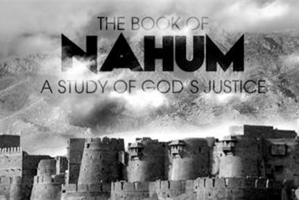 Portrait of The Divine Warrior, Nahum 1:1-8