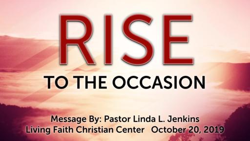 October 20, 2019 Morning Worship