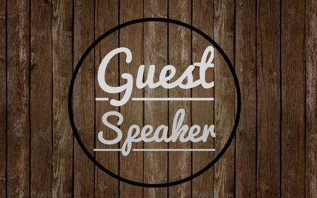 Guest Speaker - Vern Vogt