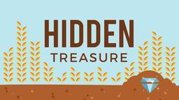 Hidden Treasure 16x9 PowerPoint Photoshop image