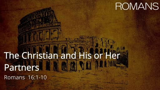 The Christian and His or Her Partners