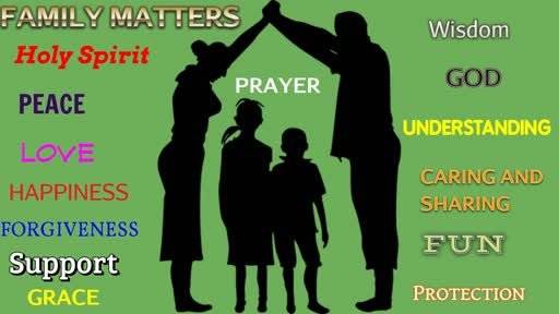 FAMILY MATTERS -Spirit of Wisdom 2