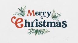 Merry Christmas Laurel 16x9 e7723269 b8fd 4c97 8b08 2ece4282f65a PowerPoint image