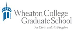 Wheaton College Graduate School Logo