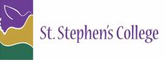 St. Stephen's College, at the University of Alberta Logo