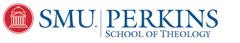 Perkins School of Theology-Southern Methodist University Logo