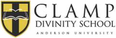 Clamp Divinity School at Anderson University Logo