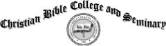 Christian Bible College & Seminary Logo