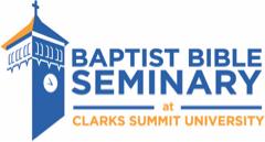 Baptist Bible Seminary at Clarks Summit University Logo