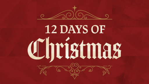 12 Days Of Christmas Red