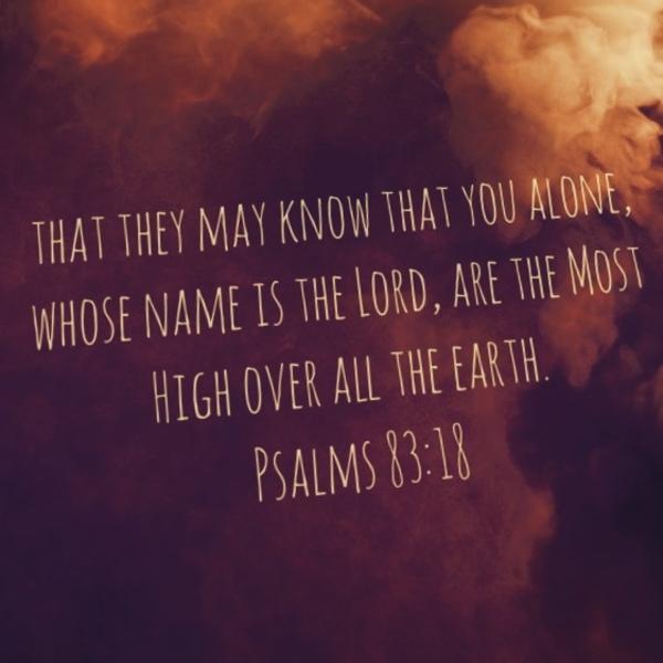 Psalm 83: