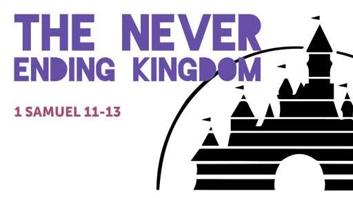 1 Samuel 11-13