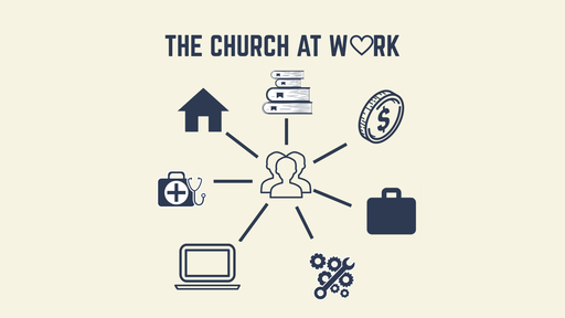 The Church At Work - A Pouring Out