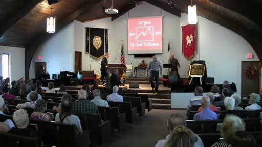 Message: God's Future Faithfulness