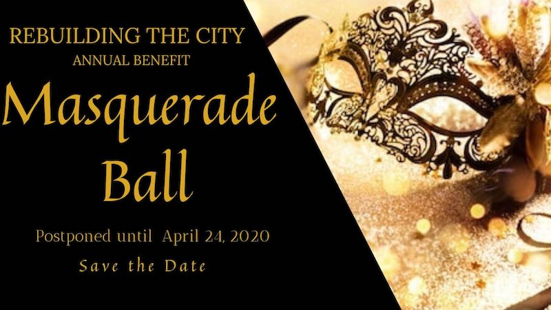 2020 Benefit Save The Date