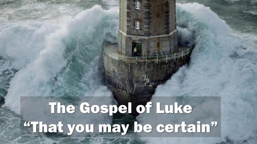 Luke 5:12-16