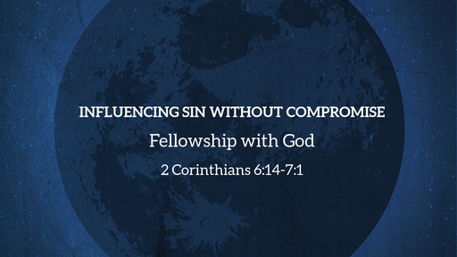 Influencing Sin Without Compromise