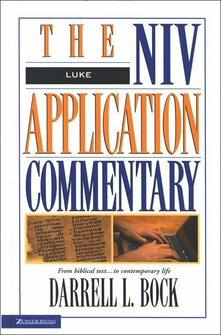 Luke (NIV Application Commentary   NIVAC)