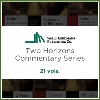 Two Horizons Commentary Series (21 vols.)