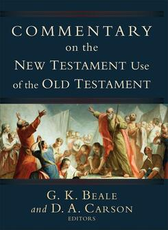 D. A. Carson and G. K. Beale, Commentary on the New Testament Use of the Old Testament, Baker Academic 2007, 1280 pp.