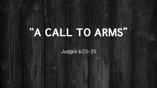 Judges 6:25-35
