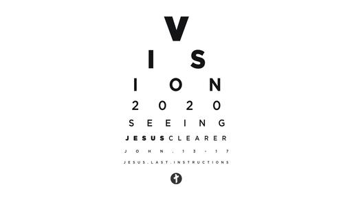 27th October - VISION 2020
