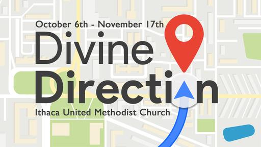 Go: Divine Direction