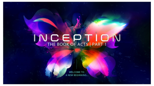 Inception | Acts 2: 22-36 | Preacher