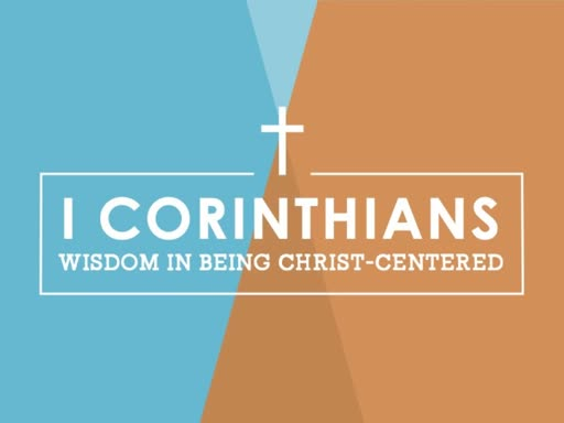 October 27, 2019 - Sin and the Church (1 Corinthians 5)