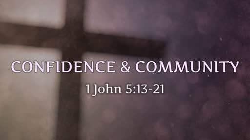 Confidence & Community