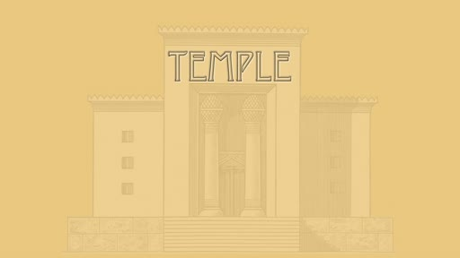 The Temple Today