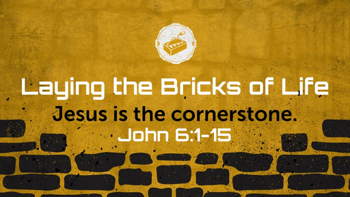 Laying the Bricks of Life