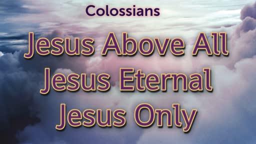 Walk Worthy - Colossians 1:9-12