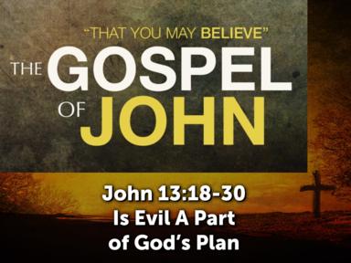 Is Evil A Part of God's Plan