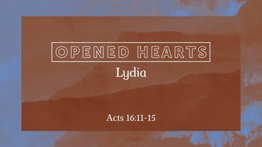 446 - Opened Hearts