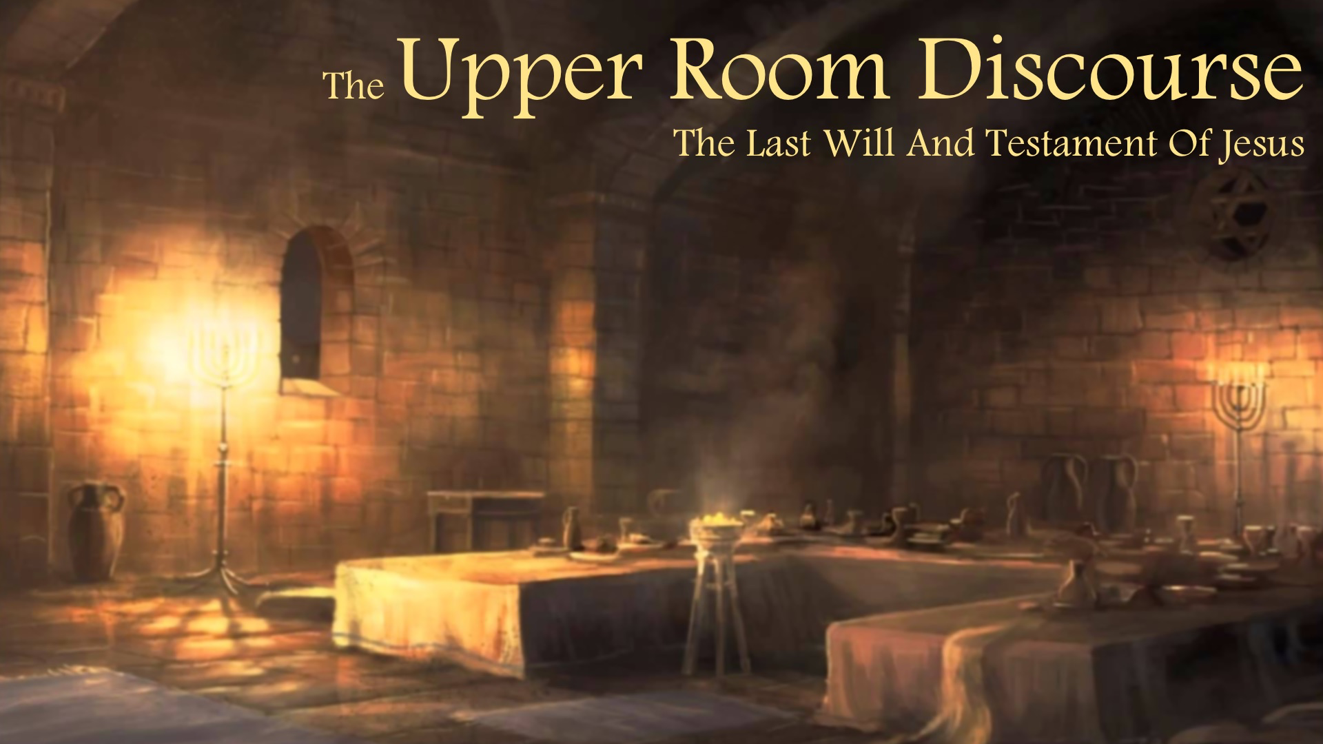 how to order the upper room