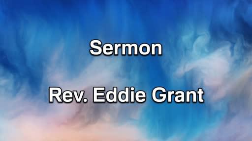 10-27-19 PM Sermon