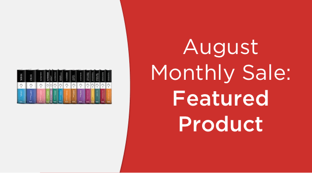 August Monthly Sale: Featured Product